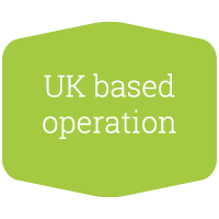 Tailored Textiles - UK based operation